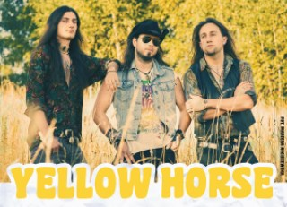 BLUES PARTY- YELLOW HORSE