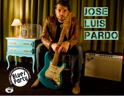 BLUES PARTY - JOSE LUIS PARDO